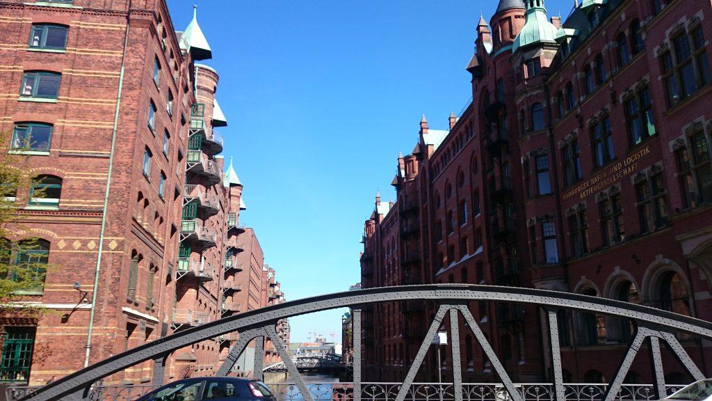 Speicherstadt, o antigo distrito dos armazéns, patrimônio da Unesco Turismo em Hamburgo