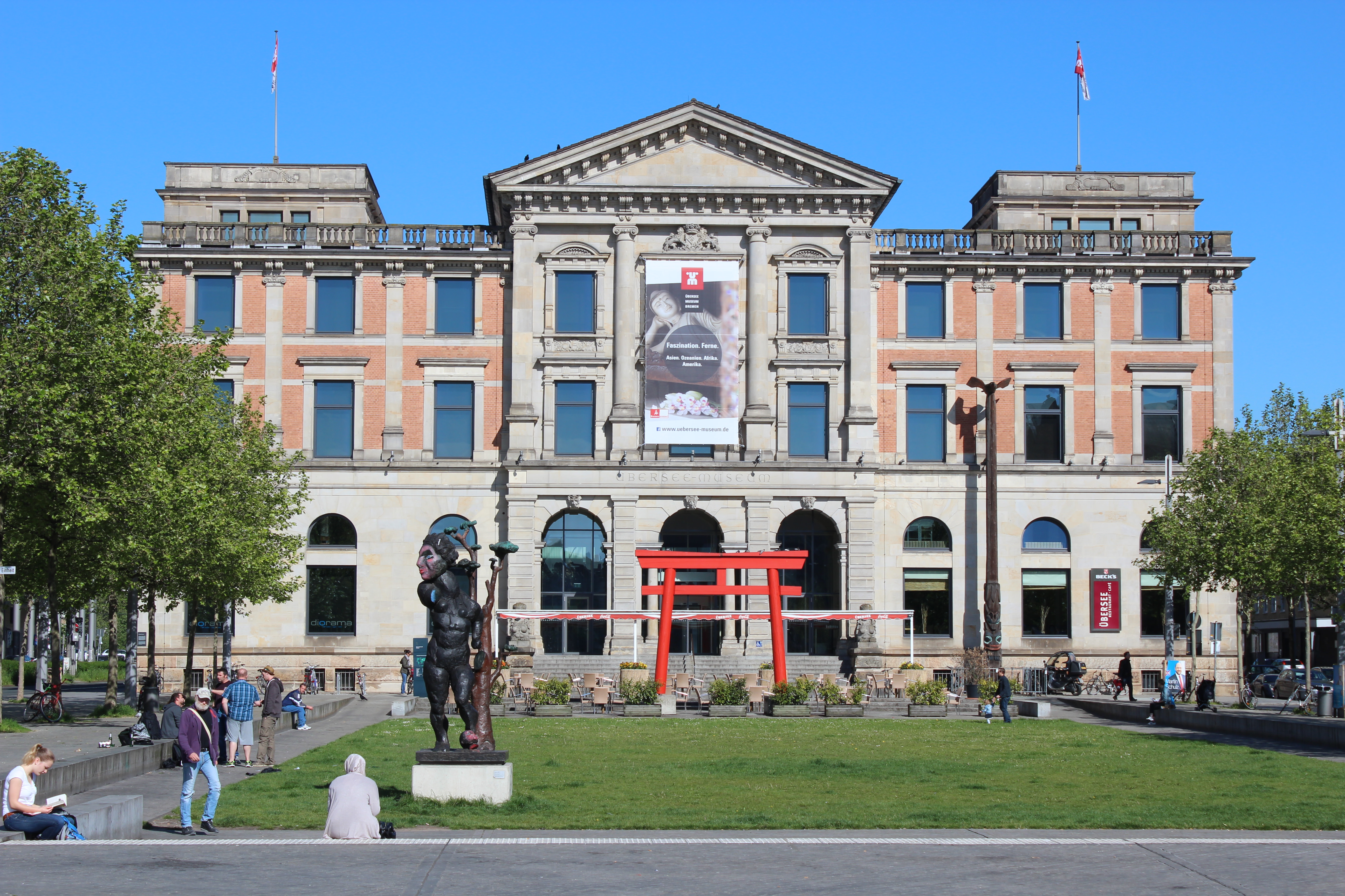 überseemuseum viagem hamburgo bremen