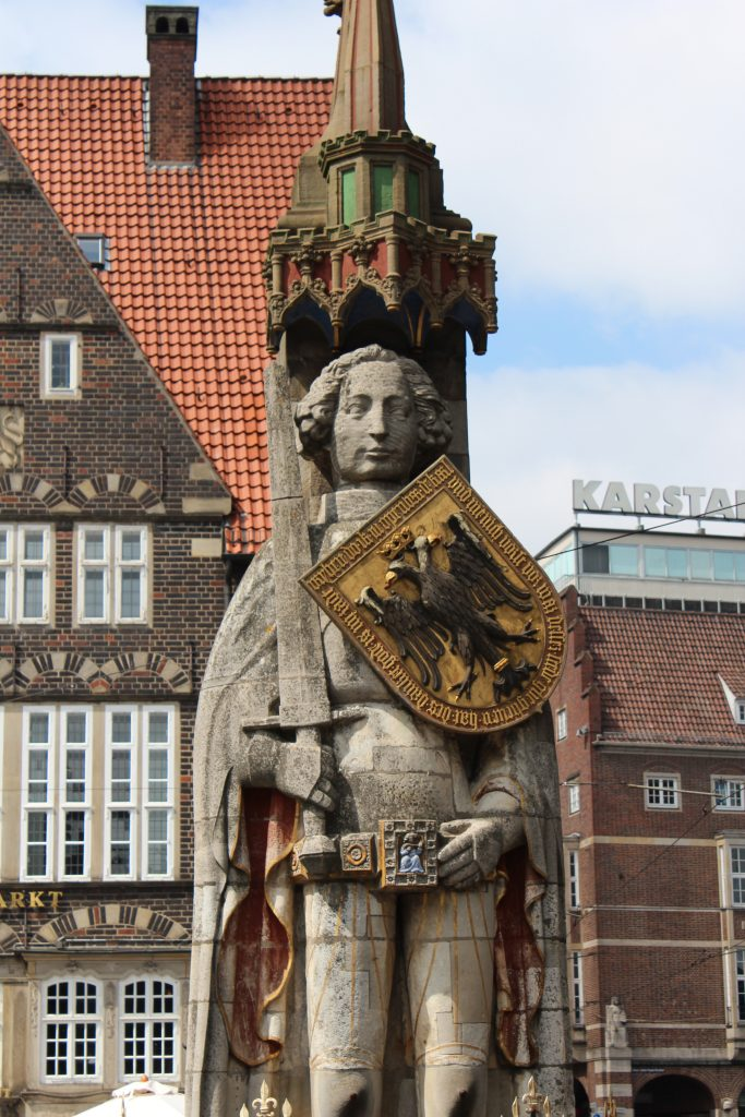 Cidade de Bremen Alemanha patrimônio da Unesco